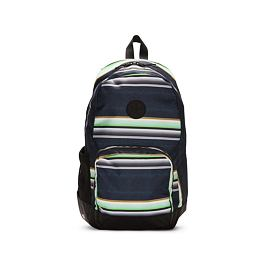 Batoh Hurley BLOCKADE II SERAPE BACKPACK Black