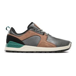 Boty Etnies CYPRUS SCW Black/Brown/Green