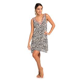 šaty Rip Curl MOON TIDE COVER UP  Black