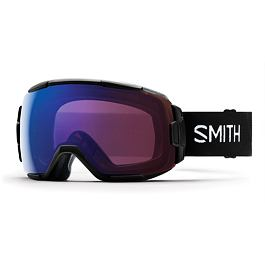Snow brýle Smith VICE Black | Chromapop Photochromic Rose Flash