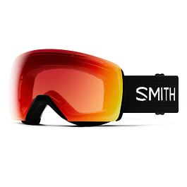 Snow brýle Smith SKYLINE XL Black|ChromaPop Photochromic Red