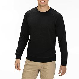 Mikina Hurley DRI-FIT DISPERSE CREW Black