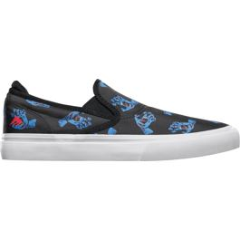 Boty Emerica WINO G6 SLIP-ON X SANTA CRUZ Blue/Black/White