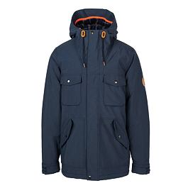 Bunda Rip Curl PUNCHER ANTI-SERIES JACKET  Mood Indigo