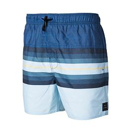 "Plavky Ripcurl VOLLEY STEP 16"" BOARDSHORT  Blue"