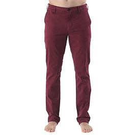 Kalhoty Hurley CORMAN CHINO PANT Team Red