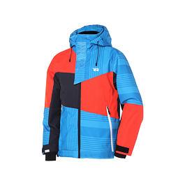 Bunda Rehall RECEIVER YTH Stripes Blue