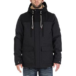 Bunda Ripcurl DENIAL ANTI JACKET Black