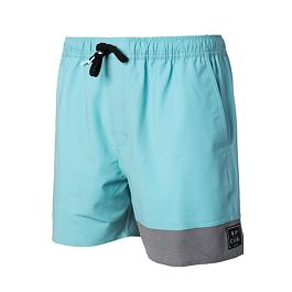 "Plavky Rip Curl VOLLEY COMBINED 16"" BOARDSHORT Nile Blue"