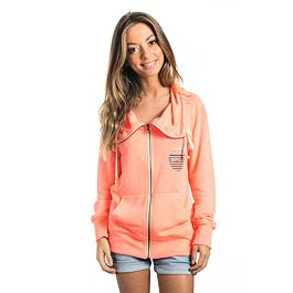 Mikina Ripcurl LULÚ FLEECE Creamsicle