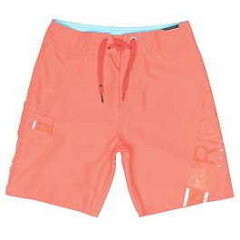 "Plavky Ripcurl SHOCK GAMES FIXED WAIST 17"" Hot Coral"