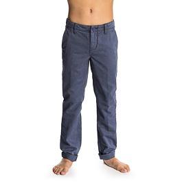 Kalhoty Rip Curl BASIC PANT CHINO BOY  Blue Indigo