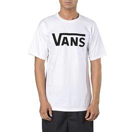 Tričko Vans CLASSIC White/Black
