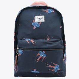 Batoh Animal BURST Indigo Blue