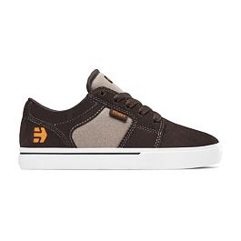 Boty Etnies KIDS BARGE LS Brown/Tan
