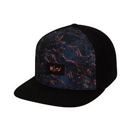 Kšiltovka Hurley CLARK LITTLE LAVA HAT Black