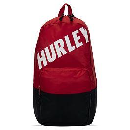 Batoh Hurley FAST LANE BACKPACK University Red