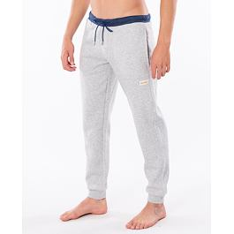Tepláky Rip Curl SURF REVIVALTRACK PANT  Athletic Heathe