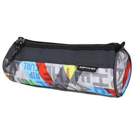 Penál Rip Curl GEO PARTY P.CASE 1CP Grey