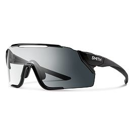 Cyklistické brýle Smith ATTACK MAG MTB Black | Photochromic Light Grey Ft