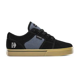 Boty Etnies KIDS BARGE LS Black/Blue