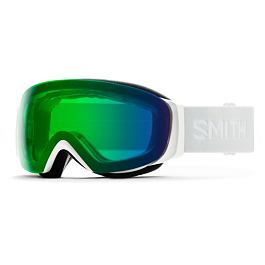 Snow brýle Smith IO MAG S White Vapor|ChromaPop Everyday Green