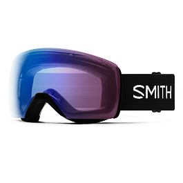 Snow brýle Smith SKYLINE XL Black|ChromaPop Photochromic Rose Flash