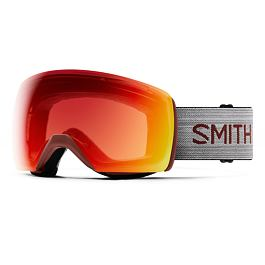 Snow brýle Smith SKYLINE XL Oxide|ChromaPop Photochromic Red