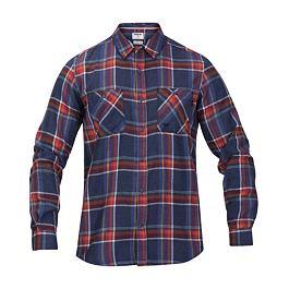 Košile Hurley CREEPER WASHED L/S Gym Blue