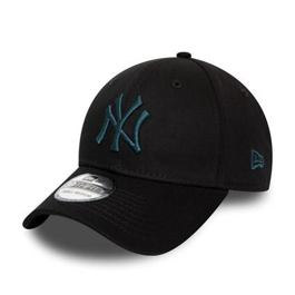 Kšiltovka New Era 3930 ESSENTIAL NEYYAN Black/Blue