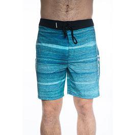 Plavky Hurley PHANTOM SANDBAR Chlorine Blue