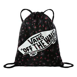 Batoh Vans BENCHED BAG Beauty Floral Black