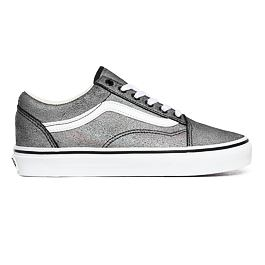 Boty Vans OLD SKOOL (Prism Suede) Black/True White