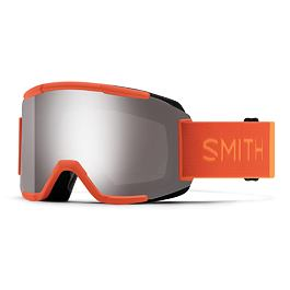 Snow brýle Smith SQUAD Burnt Orange