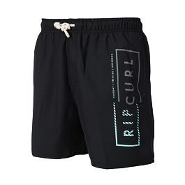 "Plavky Ripcurl VOLLEY CORE 16"" BOARDSHORT  Black"