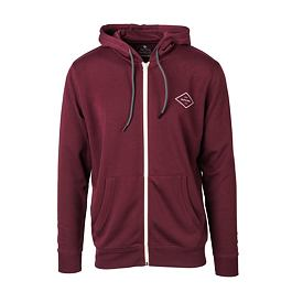 Mikina Rip Curl ESSENTIAL SURFERS FLEECE  Twany Port