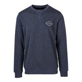 Mikina Rip Curl ESSENTIAL SURFERS CREW  Night Sky Marle
