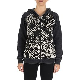 Mikina Ripcurl AMY FLEECE Jet Black