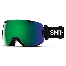 Snow brýle Smith I/OX Black | Chromapop Sun Green Mirror