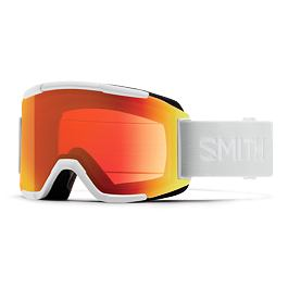 Snow brýle Smith SQUAD                     White Vapor