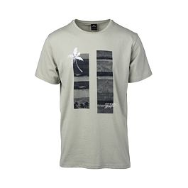Tričko Rip Curl SEA SCENE SS TEE  Light Green