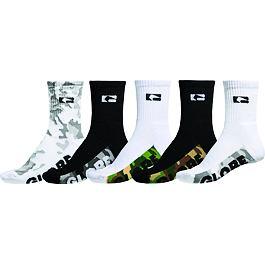 Ponožky Globe MALCOM CREW SOCK Camo