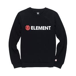 Mikina Element BLAZIN Flint Black