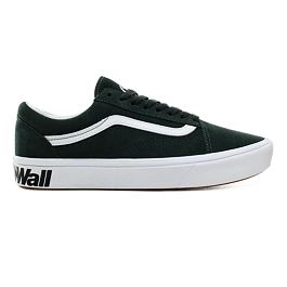 Boty Vans COMFYCUSH OLD SKOOL Trekking Green/True White