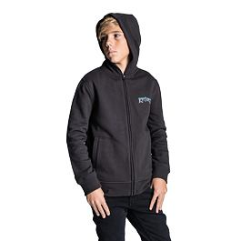 Mikina Rip Curl SPIKE HZ FLEECE  Anthracite