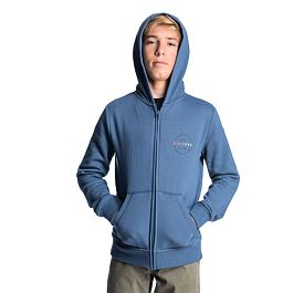 Mikina Rip Curl SIXTY NINE HZ FLEECE  Deep Teal