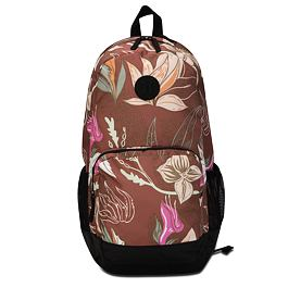 Batoh Hurley PRINTED RENEGADE BACKPACK Dusty Peach