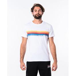 Tričko Rip Curl ECLIPSE S/S TEE  Optical White