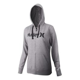 Mikina Hurley ONE&ONLY ICON FLEECE ZIP Hg1