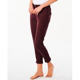 Kalhoty Rip Curl PANOMA PANT  Maroon